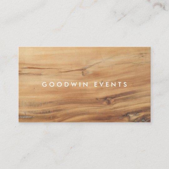 Moderne Visitenkarten Des Holz Visitenkarte Zazzle At