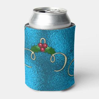 Moderner u. stilvoller WeihnachtsWirbel Dosenkühler