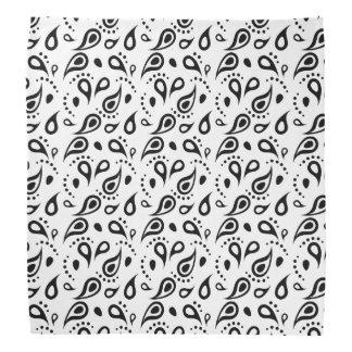 Modernes Paisley-Druck-Muster-klassisches Halstuch