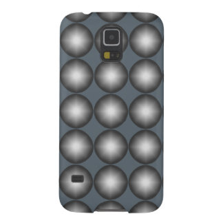 Modernes Tupfen-Muster Samsung Galaxy S5 Cover