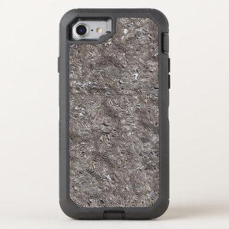 modische Metallkunst 118A OtterBox Defender iPhone 8/7 Hülle