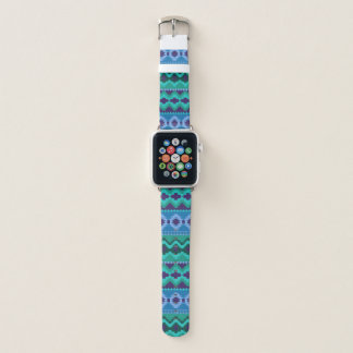 Modisches Stammes- Muster-Apple-Uhrenarmband Apple Watch Armband