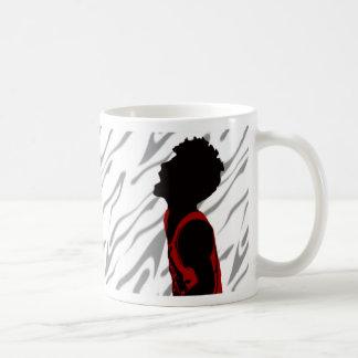 Mohikaner-Kind Tasse