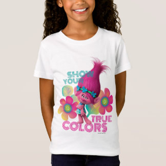 Mohnblume der Schleppangel-| - zeigen Sie Ihre T-Shirt