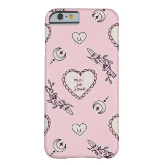 Moi je Joue EMILY x MILKGRRL Barely There iPhone 6 Hülle