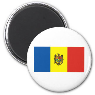 Moldau Runder Magnet 5,7 Cm