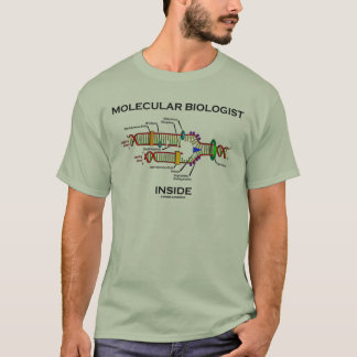Molekularbiologe-Innere (DNS-Reproduktion) T-Shirt