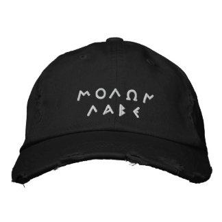 Molon Labe gestickter Hut Bestickte Baseballmützen
