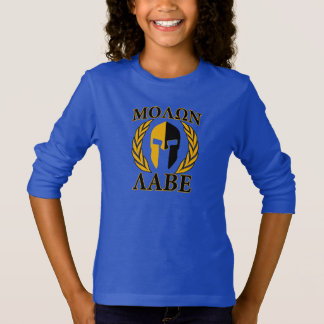 Molon Labe spartanisches T-Shirt