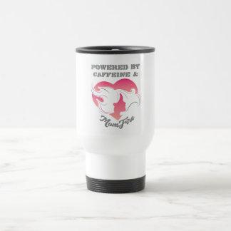 MomFire Kaffee-Trommel Reisebecher