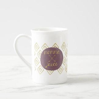 Momma Saft-Kaffee-Tasse Porzellantasse