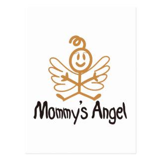 Mommys Engel Postkarte