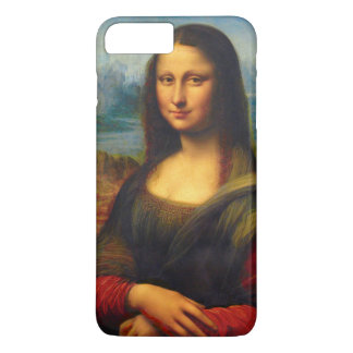 Mona Lisa iPhone 7 Plusfall iPhone 8 Plus/7 Plus Hülle