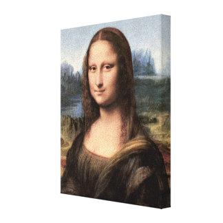 Mona Lisa Porträt/Malerei Leinwanddrucke