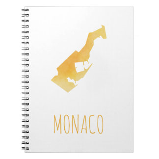 Monaco Spiral Notizblock