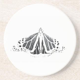 Monarch-Kontur Getränkeuntersetzer