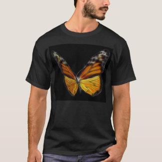 Monarch-orange Schmetterlings-Fliegen-Insekt T-Shirt