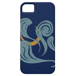 Mond-Brisen-Kasten iPhone 5 Case