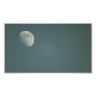 Mond Photo Drucke