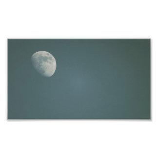 Mond Photo Drucke