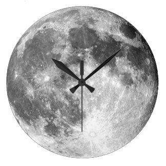 Mond-Wanduhr Uhren