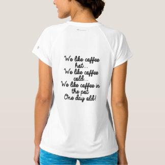 Monde über Missouri-Wasserzeichen T-Shirt