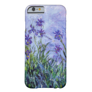 Monet Flieder Irises iPhone 6 Kasten Barely There iPhone 6 Hülle