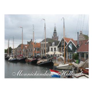 Monnickendam Postkarte