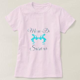 Mono-Di Schwangerschaft Überlebender/Jungen T-Shirt