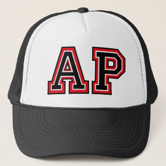 Monogramm 'AP Truckerkappe
