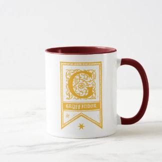 Monogramm-Fahne Harry Potters | Gryffindor Tasse