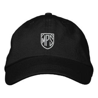 Monogramm-Kappe Bestickte Baseballkappe