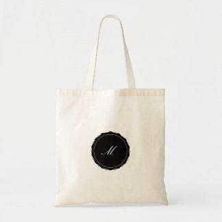 Monogramm-Tasche Tragetasche