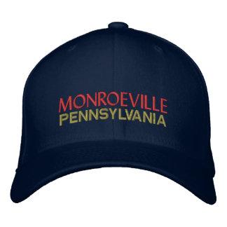 Monroeville Pennsylvania Bestickte Kappe
