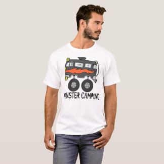 Monster-Camping RVing Motorhome T-Shirt