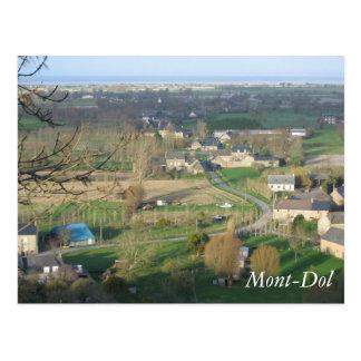 Mont-Dol Postkarte
