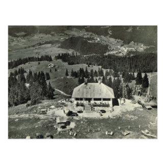 Mont Doye, Doubs Postkarte