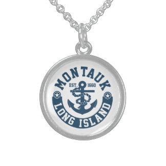 Montauk Long Island Sterling Silberkette