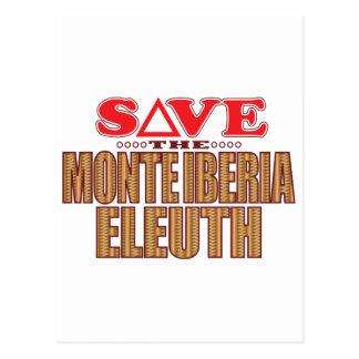 Monte Eleuth retten Postkarte