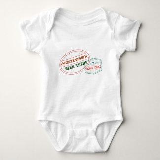 Montenegro dort getan dem baby strampler