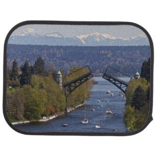 Montlake Brücken-und Kaskaden-Berge Automatte
