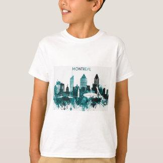 Montreal-Stadt-Skyline T-Shirt
