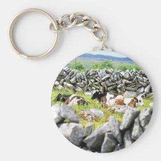 MOO-Kühe Schlüsselanhänger