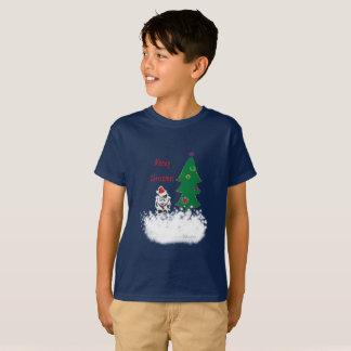 Mooey Weihnachten T-Shirt