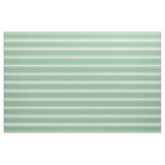 Moosgrün Stripes kundenspezifisches Gewebe Stoff