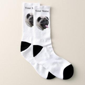 Mopswelpenhund Socken