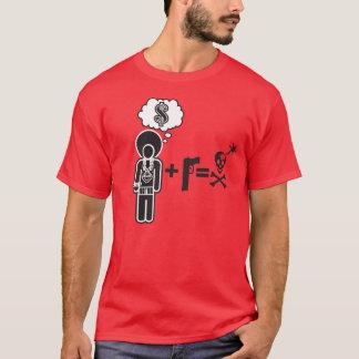 Mörder-Gleichung T-Shirt