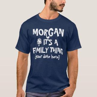 Morgan-Familie Wiedersehen T-Shirt