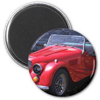 Morgan-Grill Runder Magnet 5,7 Cm