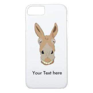 Morgen-Esel mit einem Lächeln iPhone 8/7 Hülle